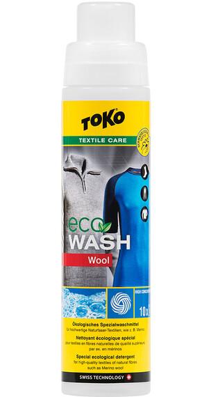 Toko Eco Wool onderhoud 250ml geel/bont